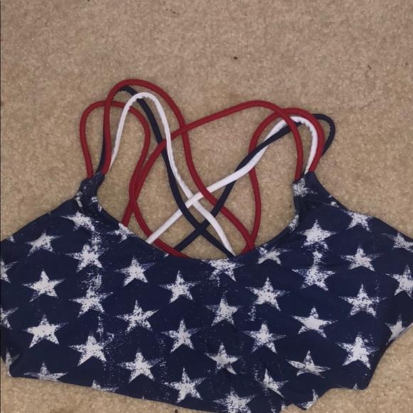 Target Other - Stars and Stripes Bikini